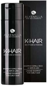 alkemilla k-hair shampoo capelli ricci
