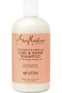 shea mosture curl shine shampoo ricci