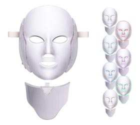 fablous maschera led viso