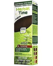 shampoo colorante naturale herbal time