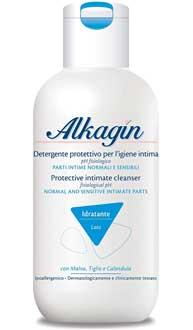 detergente intimo antibatterico alkagin