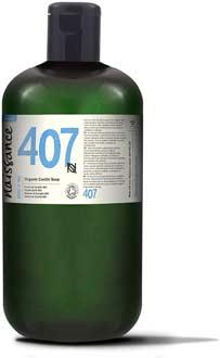 sapone biologico liquido di castiglia